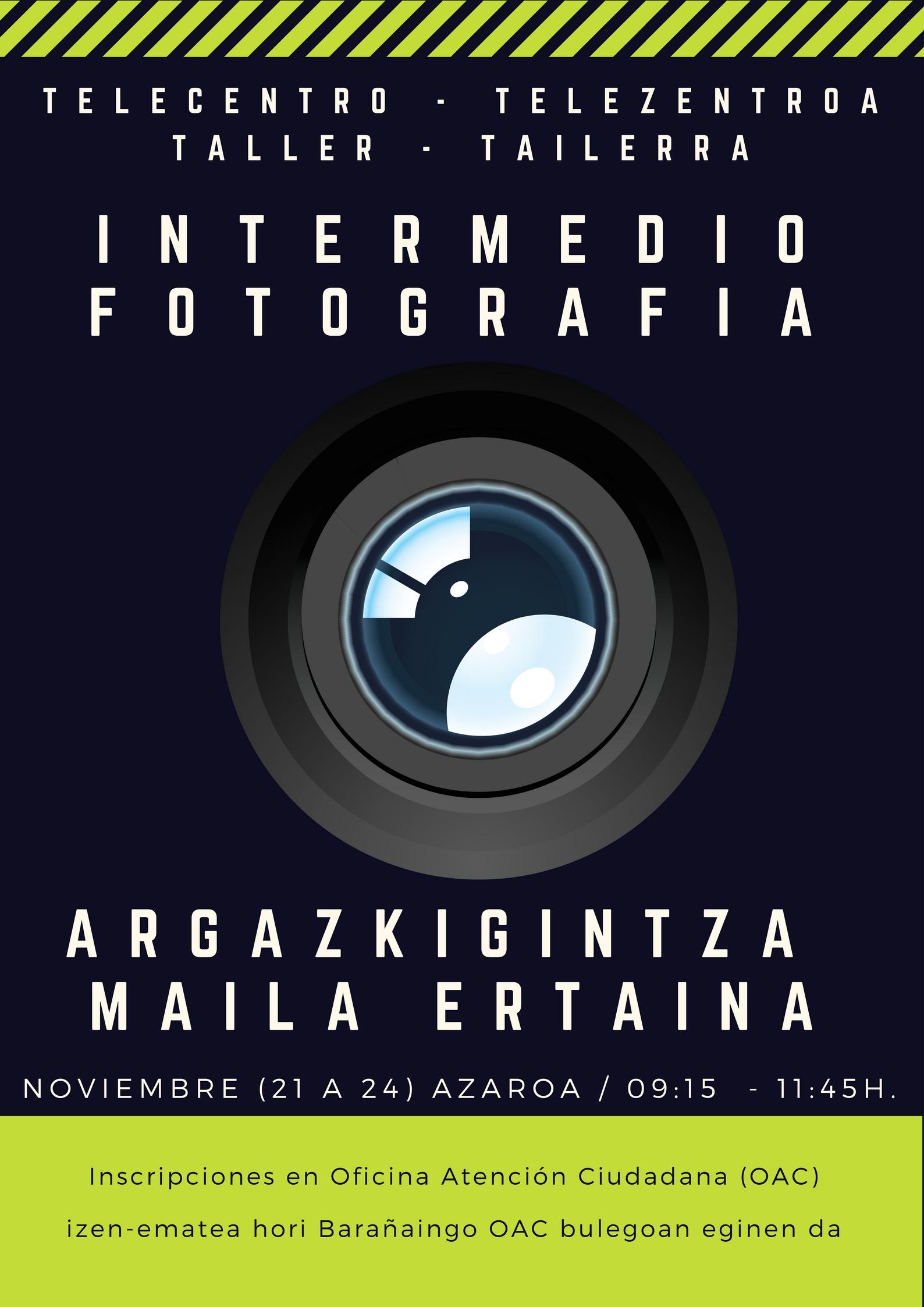 intermedio fotografia